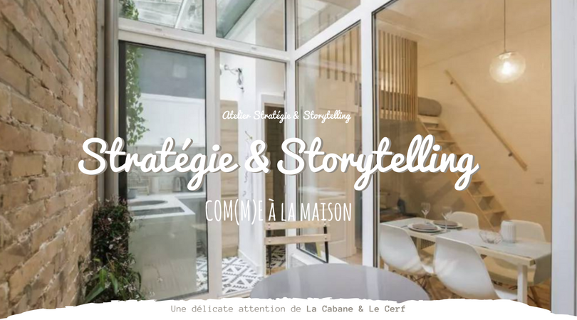 STORYTELLING & STRATEGIE A PARIS