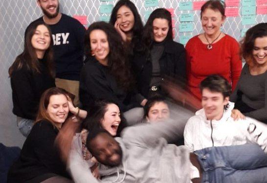 Atelier storytelling organisé par La Cabane & Le Cerf